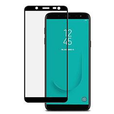 Film Protection Protecteur d'Ecran Verre Trempe Integrale pour Samsung Galaxy J6 (2018) J600F Noir