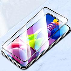 Film Protection Protecteur d'Ecran Verre Trempe Integrale pour Samsung Galaxy M51 Noir