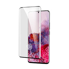 Film Protection Protecteur d'Ecran Verre Trempe Integrale pour Samsung Galaxy S21 Plus 5G Noir