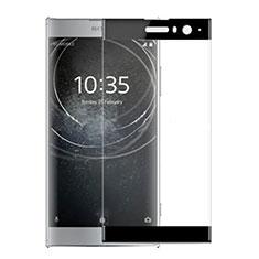 Film Protection Protecteur d'Ecran Verre Trempe Integrale pour Sony Xperia XA2 Noir