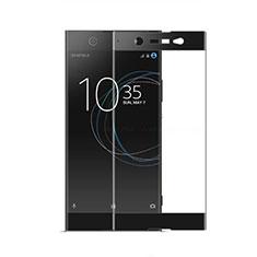 Film Protection Protecteur d'Ecran Verre Trempe Integrale pour Sony Xperia XA2 Ultra Noir