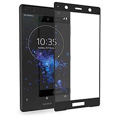 Film Protection Protecteur d'Ecran Verre Trempe Integrale pour Sony Xperia XZ2 Premium Noir