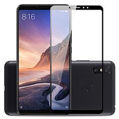 Film Protection Protecteur d'Ecran Verre Trempe Integrale pour Xiaomi Mi Max 3 Noir