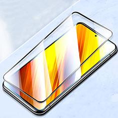 Film Protection Protecteur d'Ecran Verre Trempe Integrale pour Xiaomi Poco X3 NFC Noir