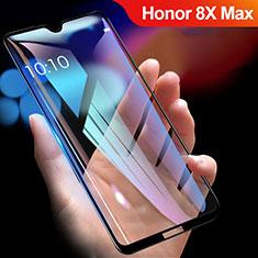 Film Protection Protecteur d'Ecran Verre Trempe Integrale R01 pour Huawei Honor 8X Max Noir
