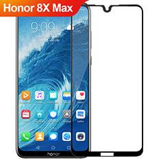 Film Protection Protecteur d'Ecran Verre Trempe Integrale R02 pour Huawei Honor 8X Max Noir
