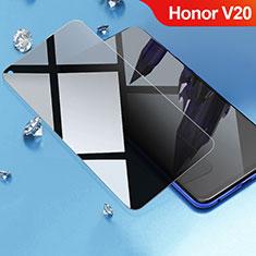 Film Protection Protecteur d'Ecran Verre Trempe Privacy M01 pour Huawei Honor View 20 Clair