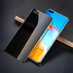 Film Protection Protecteur d'Ecran Verre Trempe Privacy M01 pour Huawei Mate 40 Pro Clair