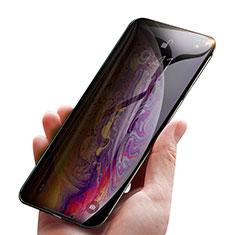 Film Protection Protecteur d'Ecran Verre Trempe Privacy P01 pour Apple iPhone Xs Max Clair