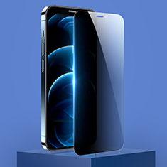 Film Protection Protecteur d'Ecran Verre Trempe Privacy pour Apple iPhone 12 Pro Clair