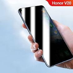 Film Protection Protecteur d'Ecran Verre Trempe Privacy pour Huawei Honor View 20 Clair