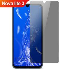 Film Protection Protecteur d'Ecran Verre Trempe Privacy pour Huawei Nova Lite 3 Clair