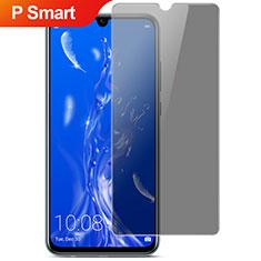 Film Protection Protecteur d'Ecran Verre Trempe Privacy pour Huawei P Smart (2019) Clair