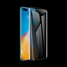 Film Protection Protecteur d'Ecran Verre Trempe Privacy pour Huawei P40 Pro Clair