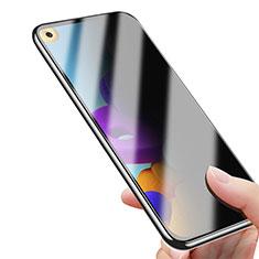 Film Protection Protecteur d'Ecran Verre Trempe Privacy pour Samsung Galaxy A21s Clair
