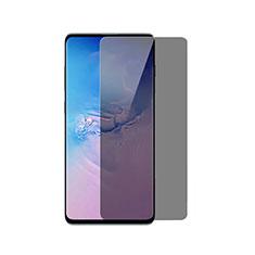Film Protection Protecteur d'Ecran Verre Trempe Privacy pour Samsung Galaxy A40 Clair