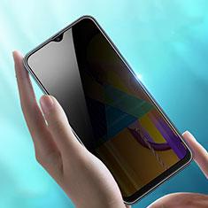 Film Protection Protecteur d'Ecran Verre Trempe Privacy pour Samsung Galaxy M21 Clair