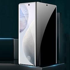 Film Protection Protecteur d'Ecran Verre Trempe Privacy pour Vivo X60 Pro 5G Clair