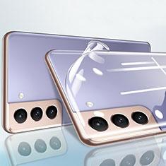 Film Protection Verre Trempe Arriere Protecteur d'Ecran B01 pour Samsung Galaxy S21 5G Clair