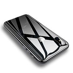Film Protection Verre Trempe Arriere Protecteur d'Ecran P01 pour Apple iPhone Xs Max Blanc