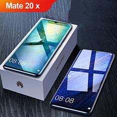 Film Protection Verre Trempe Protecteur d'Ecran pour Huawei Mate 20 X Clair