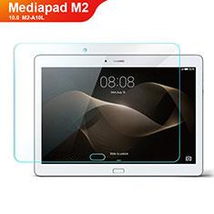 Film Protection Verre Trempe Protecteur d'Ecran pour Huawei MediaPad M2 10.0 M2-A10L Clair