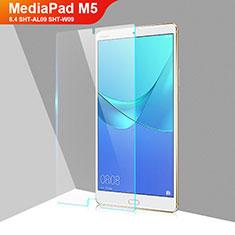 Film Protection Verre Trempe Protecteur d'Ecran pour Huawei MediaPad M5 8.4 SHT-AL09 SHT-W09 Clair