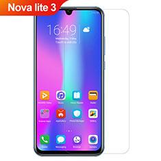 Film Protection Verre Trempe Protecteur d'Ecran pour Huawei Nova Lite 3 Clair