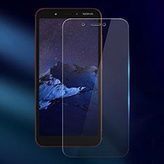 Film Protection Verre Trempe Protecteur d'Ecran pour Nokia C1 Clair