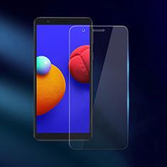 Film Protection Verre Trempe Protecteur d'Ecran pour Samsung Galaxy A01 Core Clair