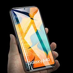 Film Protection Verre Trempe Protecteur d'Ecran pour Samsung Galaxy A40 Clair