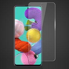 Film Protection Verre Trempe Protecteur d'Ecran pour Samsung Galaxy A51 5G Clair