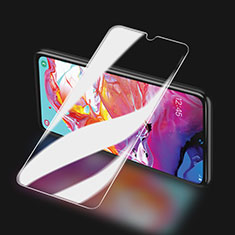 Film Protection Verre Trempe Protecteur d'Ecran pour Samsung Galaxy A90 5G Clair