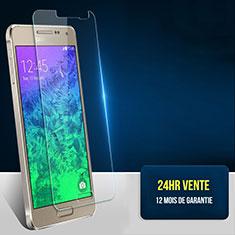 Film Protection Verre Trempe Protecteur d'Ecran pour Samsung Galaxy Alpha Alfa SM-G850F G850FQ G850 Clair