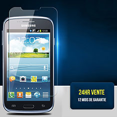 Film Protection Verre Trempe Protecteur d'Ecran pour Samsung Galaxy Duos i8262D Clair