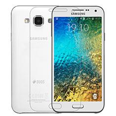 Film Protection Verre Trempe Protecteur d'Ecran pour Samsung Galaxy E5 SM-E500F E500H Clair