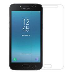 Film Protection Verre Trempe Protecteur d'Ecran pour Samsung Galaxy J2 Pro (2018) J250F Clair