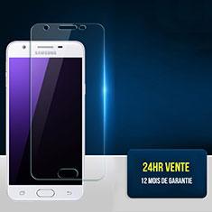 Film Protection Verre Trempe Protecteur d'Ecran pour Samsung Galaxy J5 Prime G570F Clair