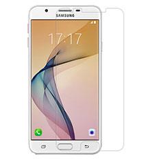 Film Protection Verre Trempe Protecteur d'Ecran pour Samsung Galaxy J7 (2017) Duos J730F Clair
