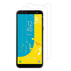 Film Protection Verre Trempe Protecteur d'Ecran pour Samsung Galaxy On6 (2018) J600F J600G Clair