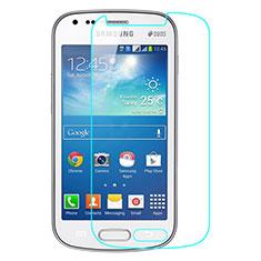 Film Protection Verre Trempe Protecteur d'Ecran pour Samsung Galaxy S3 Mini i8190 i8200 Clair
