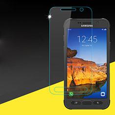 Film Protection Verre Trempe Protecteur d'Ecran pour Samsung Galaxy S7 Active G891A Clair
