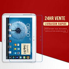 Film Protection Verre Trempe Protecteur d'Ecran pour Samsung Galaxy Tab 2 10.1 P5100 P5110 Clair