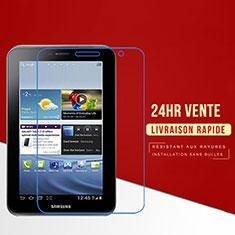 Film Protection Verre Trempe Protecteur d'Ecran pour Samsung Galaxy Tab 2 7.0 P3100 P3110 Clair