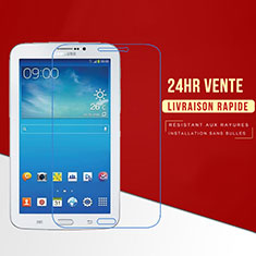Film Protection Verre Trempe Protecteur d'Ecran pour Samsung Galaxy Tab 3 7.0 P3200 T210 T215 T211 Clair