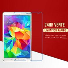 Film Protection Verre Trempe Protecteur d'Ecran pour Samsung Galaxy Tab S 8.4 SM-T705 LTE 4G Clair
