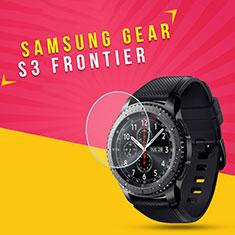 Film Protection Verre Trempe Protecteur d'Ecran pour Samsung Gear S3 Frontier LTE Clair