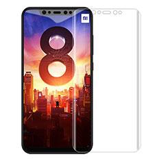 Film Protection Verre Trempe Protecteur d'Ecran pour Xiaomi Mi 8 Explorer Clair