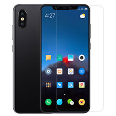 Film Protection Verre Trempe Protecteur d'Ecran pour Xiaomi Mi 8 Screen Fingerprint Edition Clair