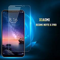 Film Protection Verre Trempe Protecteur d'Ecran pour Xiaomi Redmi Note 6 Pro Clair